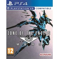 Zone Enders The 2nd Runner Mars PS4 Game (PSVR Compatible)