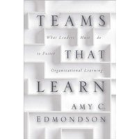 Teaming : How Organizations Learn, Innovate, and Compete in the Knowledge Economy