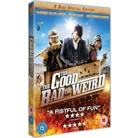 The Good The Bad The Weird DVD