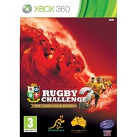 Rugby Challenge 2 The Lions Tour Edition Game