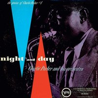 Charlie Parker - Night and Day Canvas
