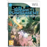 Sin and Punishment Successor of the Skies Game
