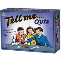 Tell Me Quiz Retro Board Games