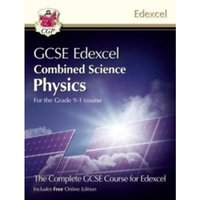 New Grade 9-1 GCSE Combined Science for Edexcel Physics Student Book with Online Edition