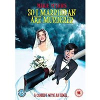 So I Married An Axe Murderer DVD