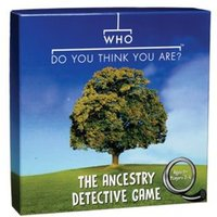 Who Do You Think You Are? Board Game