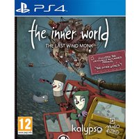 The Inner World The Last Wind Monk PS4 Game