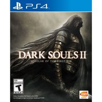 Dark Souls II Scholar of the First Sin PS4 Game