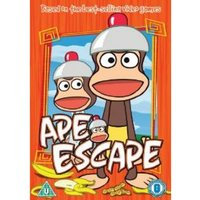 Ape Escape DVD