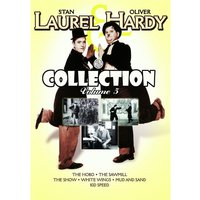 Laurel And Hardy Collection - Vol. 5 DVD