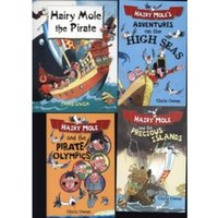 Hairy Mole Reading Pack