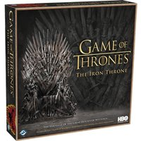 Game of Thrones HBO The Iron Throne Board Game