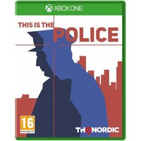 This Is The Police Xbox One Game