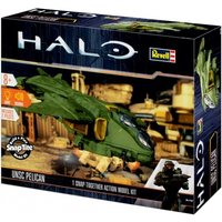 UNSC Pelican (Halo) 1:100 Scale Level 2 Revell Model Kit