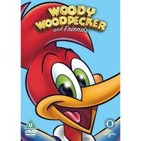 Woody Woodpecker & Friends Volume 1 DVD