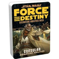 Star Wars Force and Destiny: Consular Signature Abilities