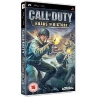 Call Of Duty Roads To Victory Game