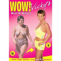 Vicky Entwistle's Weight Off Workout DVD