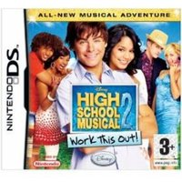 Disney High School Musical 2 Work This Out! Game