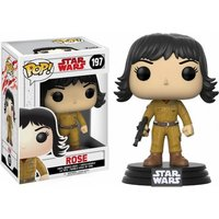 Rose (Star Wars Episode 8 The last Jedi) Funko Pop! Bobble Vinyl Figure
