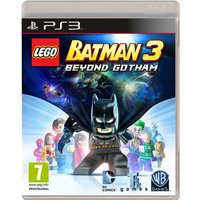 'Lego Batman 3 Beyond Gotham Ps3 Game