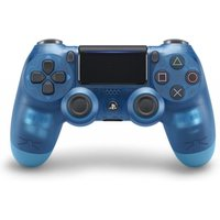 New Sony Dualshock 4 V2 Translucent Blue Crystal Controller PS4