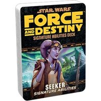 Star Wars Force and Destiny: Seeker Signature Specialization Deck
