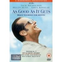 As Good As It Gets DVD