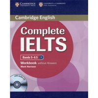Complete IELTS Bands 5-6.5 Workbook without Answers with Audio CD