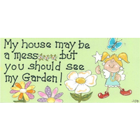 My House Maybe A Mess… Pack Of 12