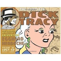Complete Chester Gould's Dick Tracy Volume 18 Hardcover