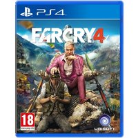 Far Cry 4 PS4 Game