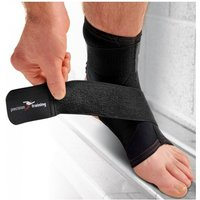 Precision Neoprene Ankle with Strap Support Small