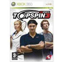 TopSpin 3 Game