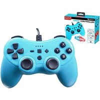 Subsonic PRO-S Blue Colorz Wired Controller for Nintendo Switch