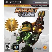 Ratchet & Clank Collection Game