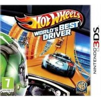 Hot Wheels Worlds Best Driver Game 3DS