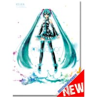 Mikucolor: KEI's Hatsune Miku Illustration Works