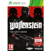Wolfenstein The New Order Steelbook Game Xbox 360