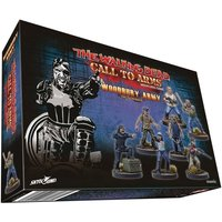 The Walking Dead: Call to Arms Woodbury Army Faction Pack