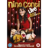 Nina Conti Dolly Mixtures DVD