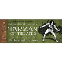 LOAC Essentials Volume 7 Tarzan Original Dailies Hardcover