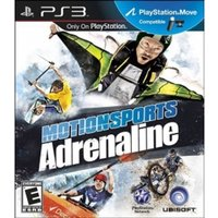 PlayStation Move MotionSports Adrenaline Game
