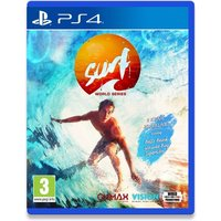 Surf World Series PS4 Game
