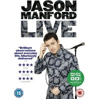 Jason Manford Live 2011 DVD