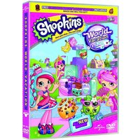 Shopkins - World Vacation (includes exclusive Shopkin figure) DVD