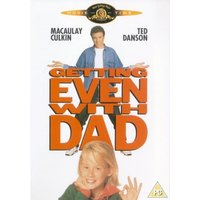 Getting Even With Dad DVD