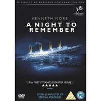Night To Remember DVD
