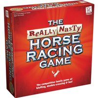 Really Nasty Horse Racing Board Game