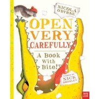 Open Very Carefully by Nosy Crow (Paperback, 2013)